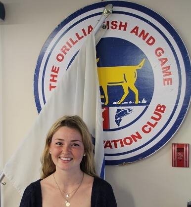 15.06.16 OFGCC Bursary winner Jasmine Thompson TLSS